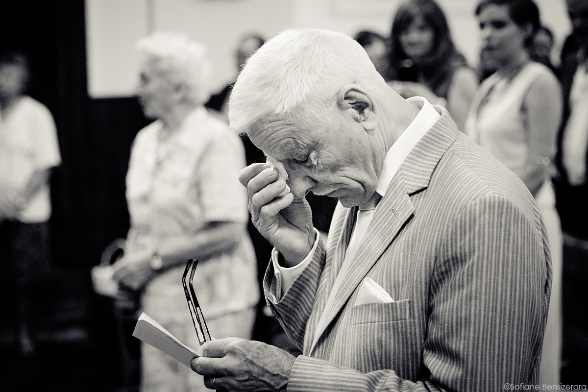 emotion mariage eglise photographe