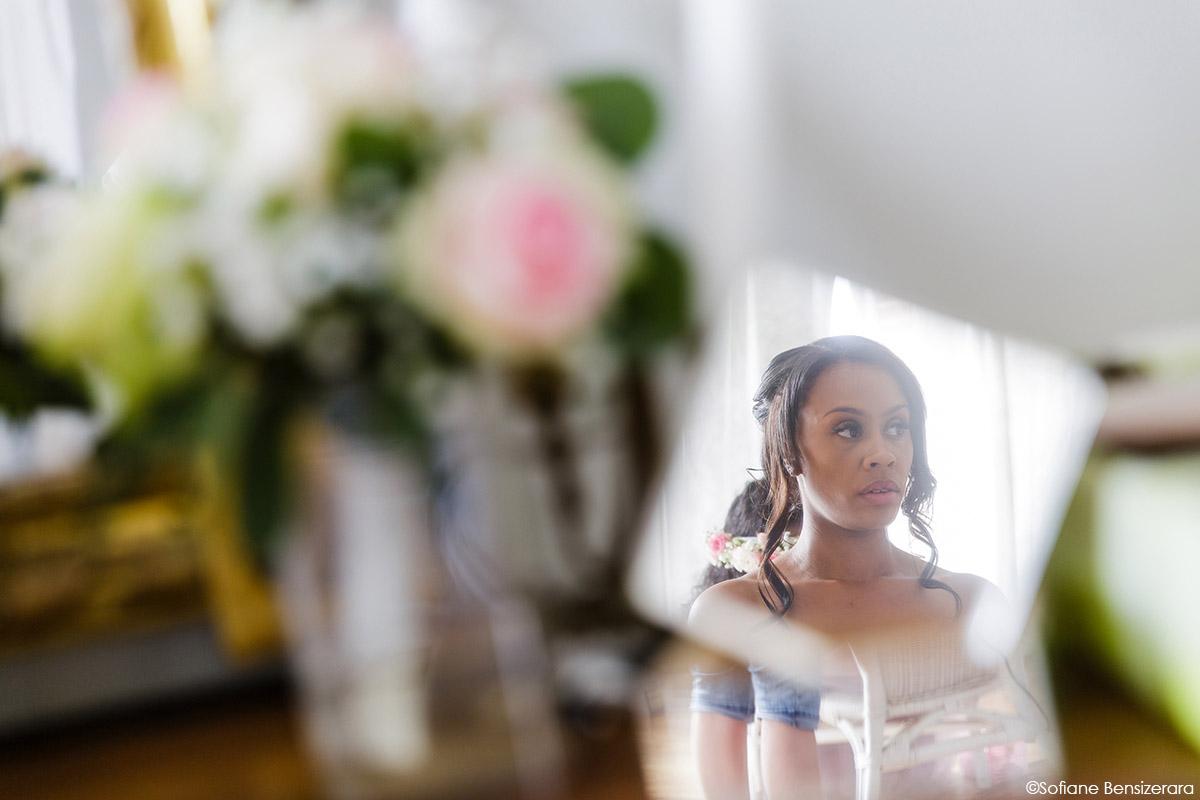 photos des préparatifs mariage