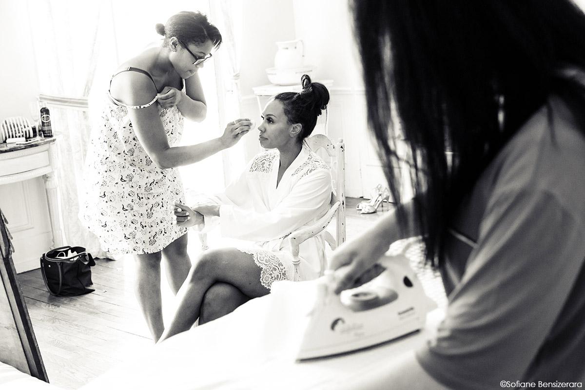 maquillage pour mariage specialisé