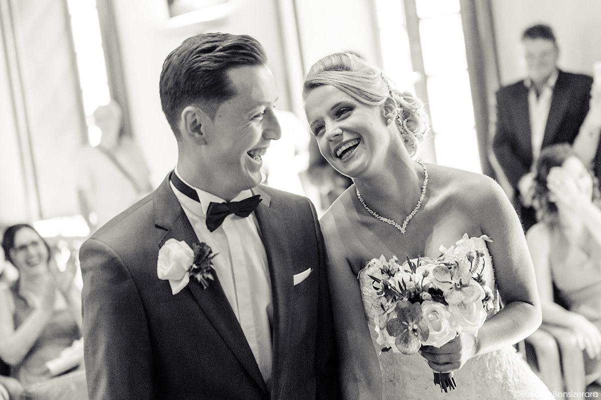 photo noir et blanc mariage toulouse