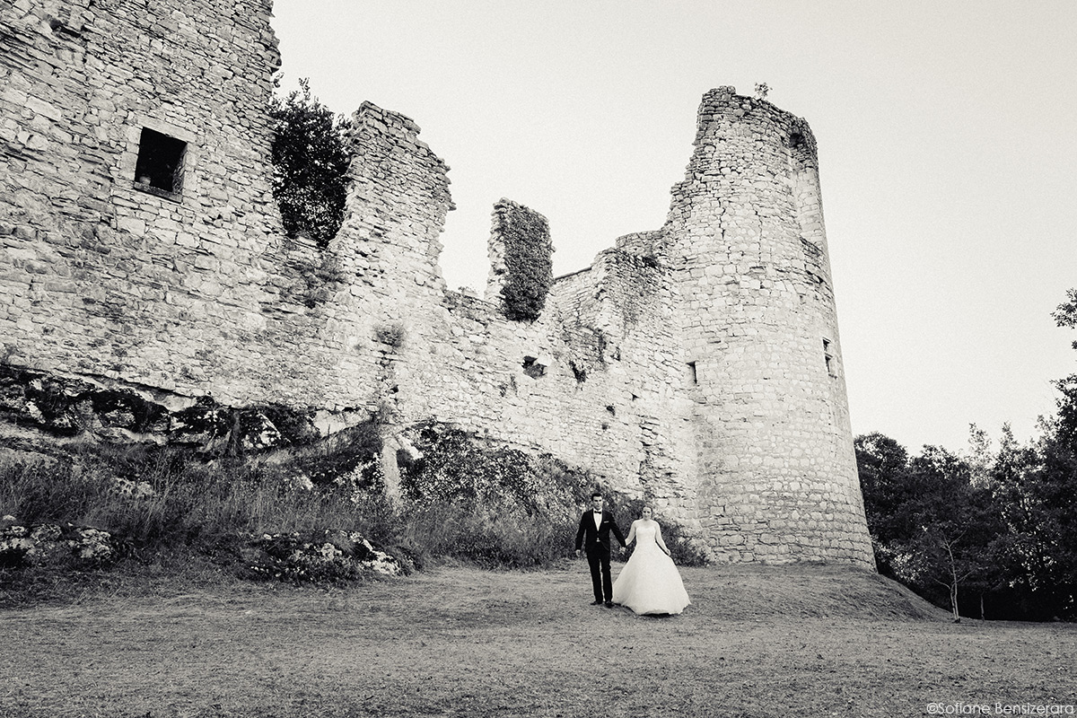chateau mariage photographe toulouse