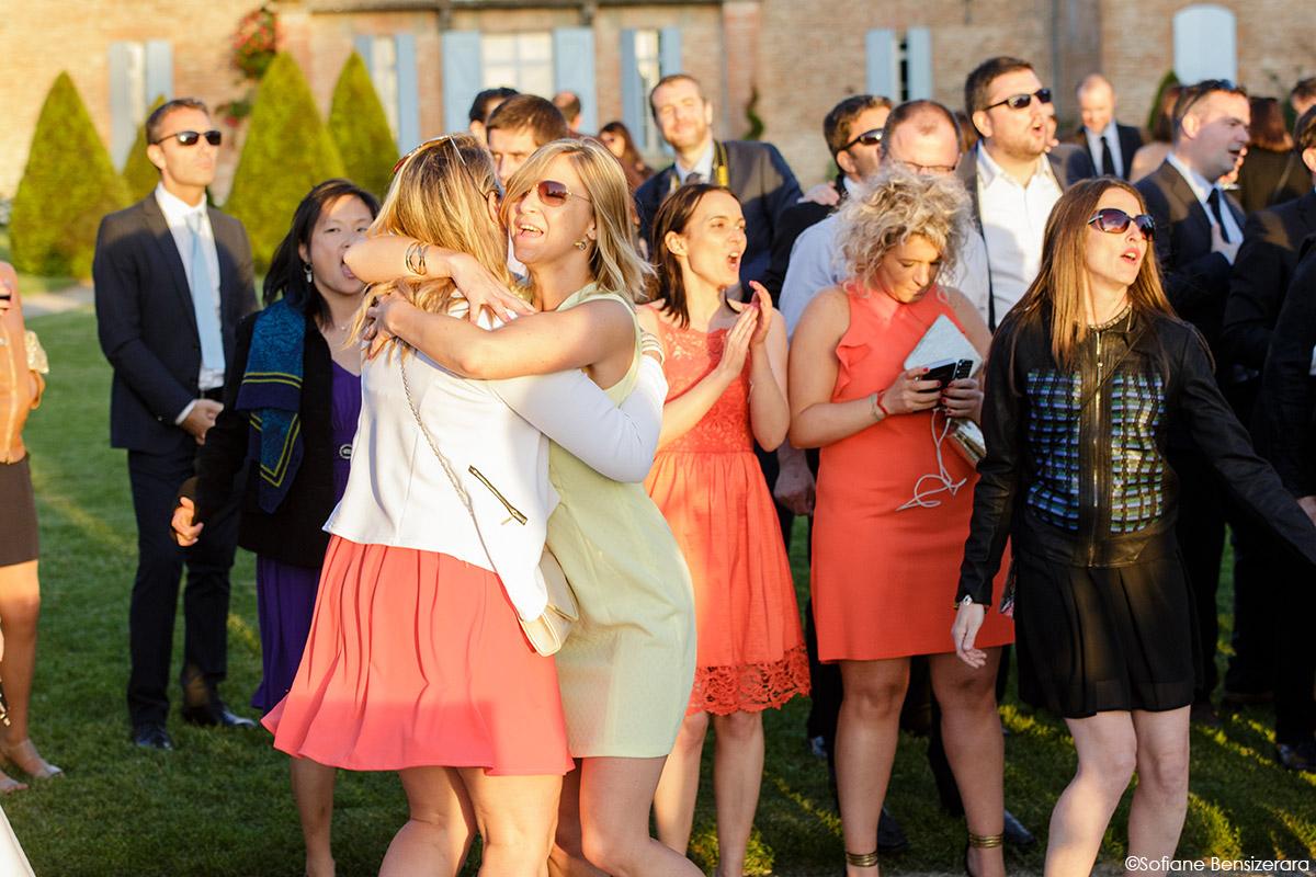 photos vin d'honneur mariage toulouse