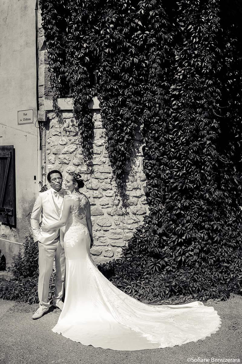 mariage chateau de la vère