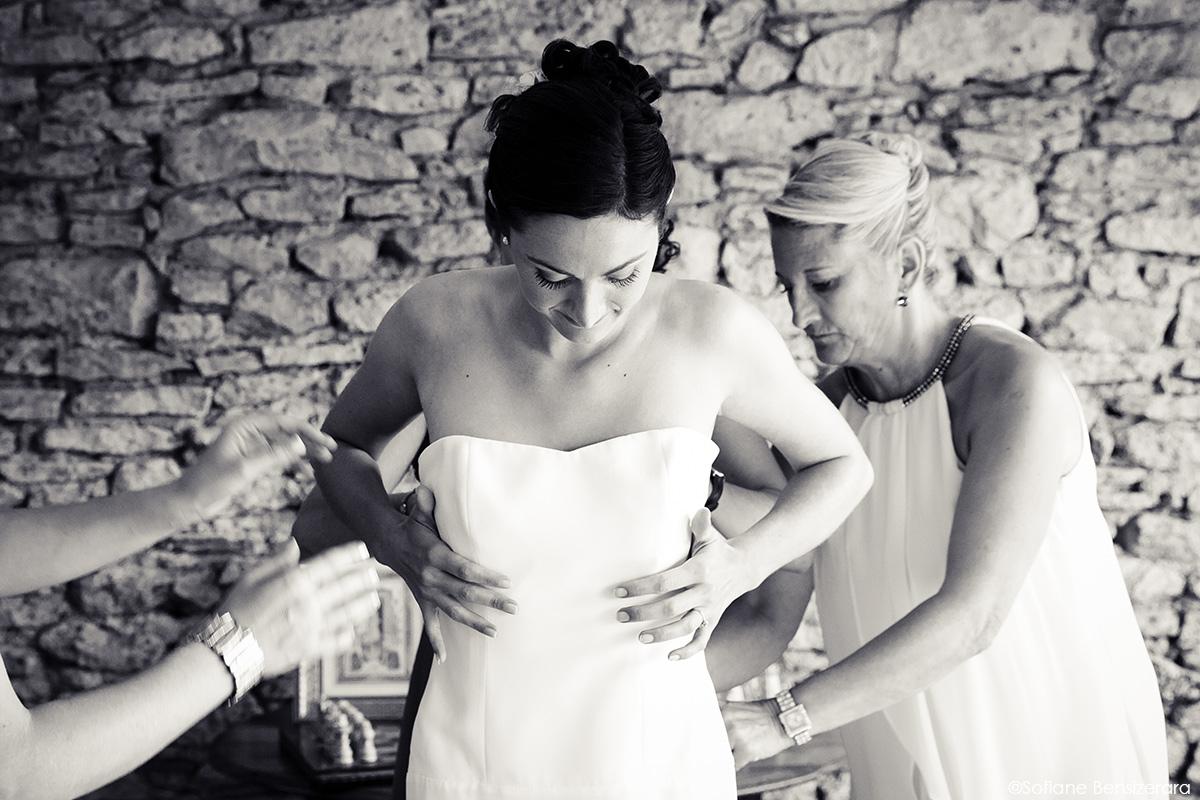 photographe mariage toulouse preparatif mariee