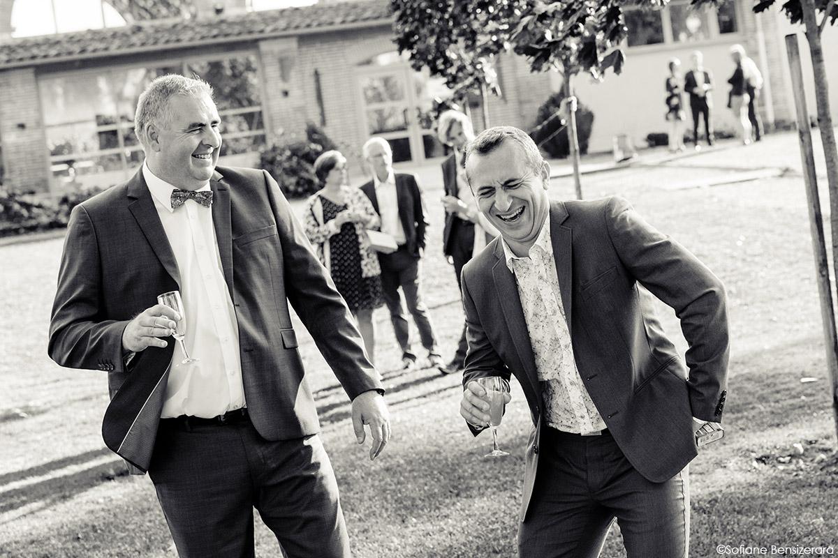 photographe de mariage toulouse vin d'honneur