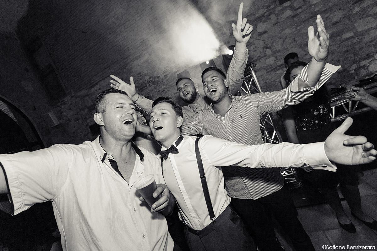 photographe mariage soirée party