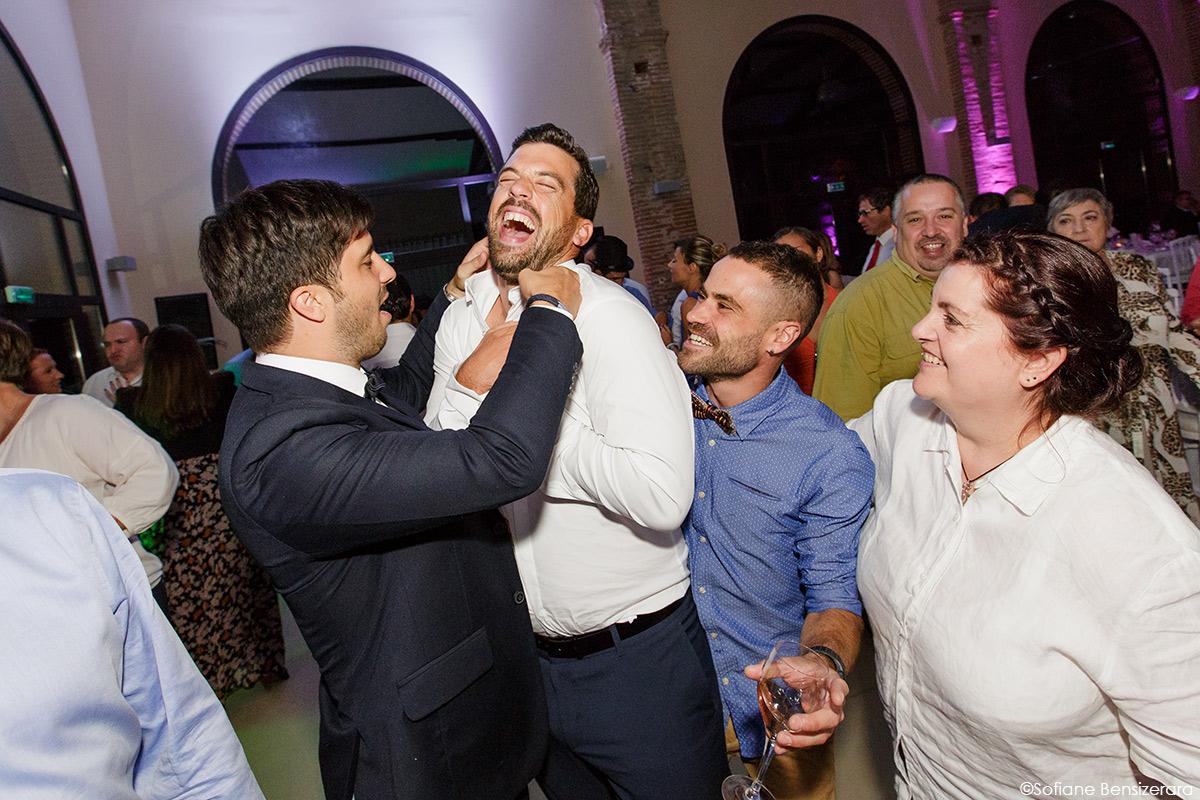 photos soiree mariage toulouse