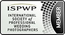 Badge ISPWP Photographe mariage toulouse
