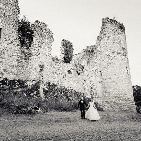 Photographe mariage Chateau de Roussillon