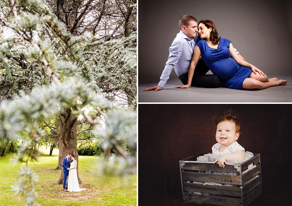 Photographe mariage grossesse bebe toulouse lyon studio