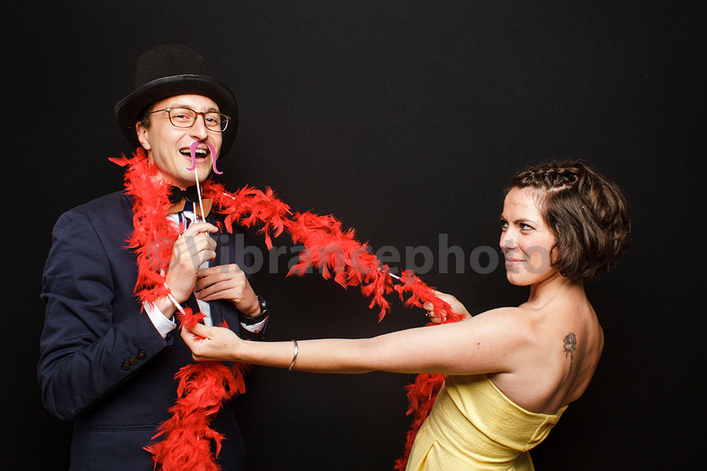studio mobile photobooth mariage toulouse