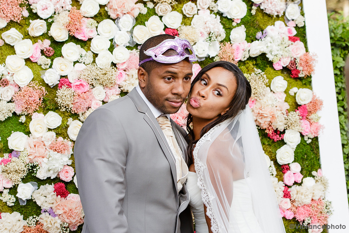 Mariage de Sharlene & Tony au Château de Seyre 48 photobooth mariage toulouse