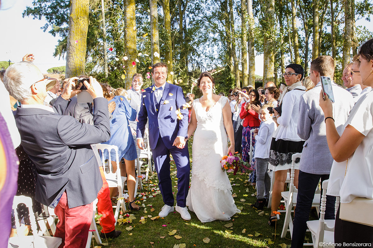 Mariage d'Aurore et Jérôme au Château de Mousens 41 mariage photos toulouse domaine de mousens
