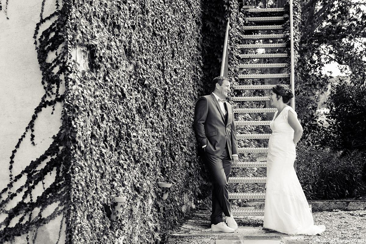 Mariage d'Aurore et Jérôme au Château de Mousens 44 photo de couple mariage toulouse