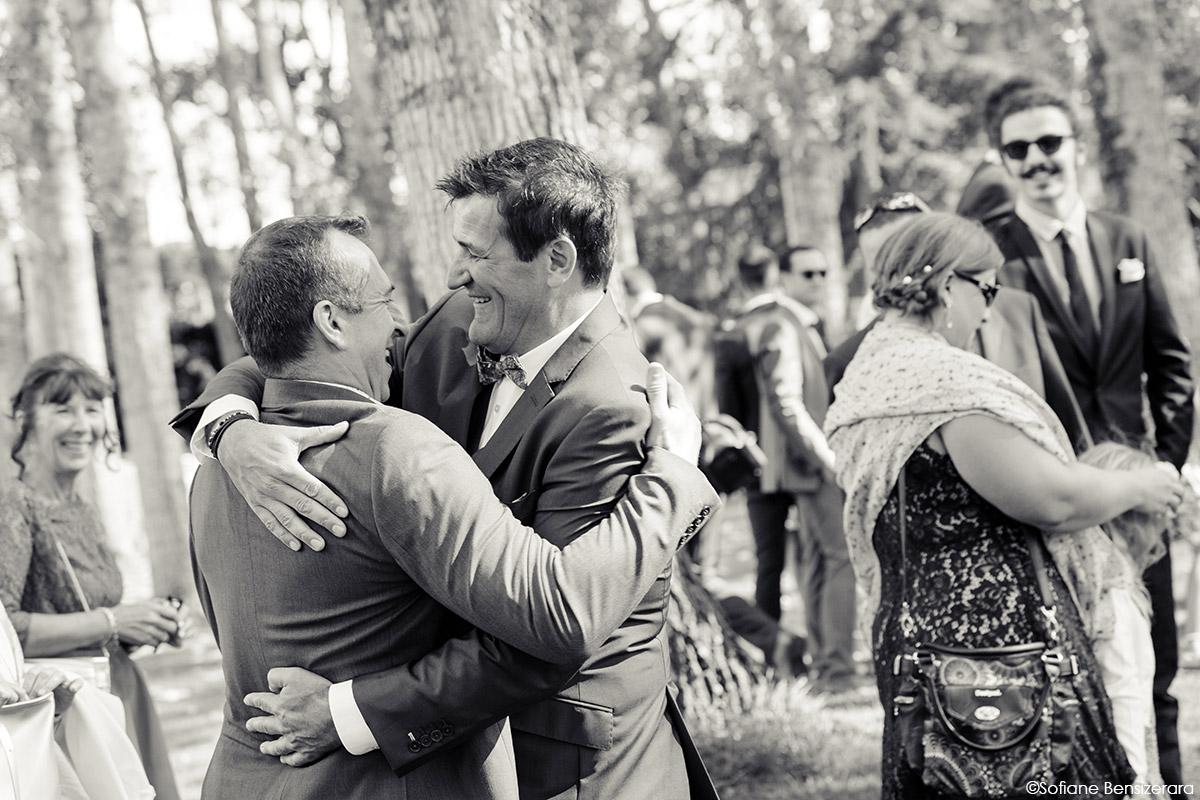 Mariage d'Aurore et Jérôme au Château de Mousens 56 photographe haute garonne professionnel