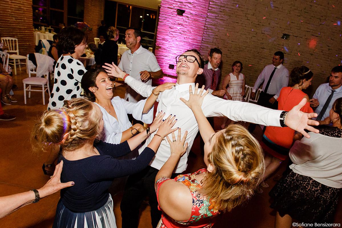Soirée 5 soiree dansante toulouse mariage