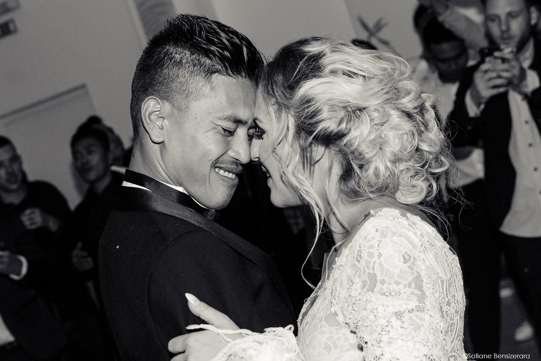 Mariage de Jennifer & Kham à Tournefeuille 27 ouverture bal mariage toulouse