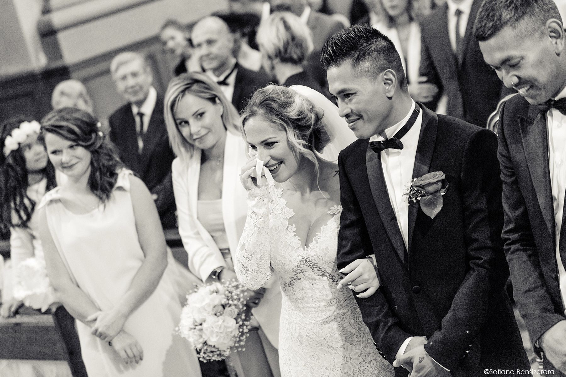 Mariage de Jennifer & Kham à Tournefeuille 19 photo ceremonie religieuse mariage