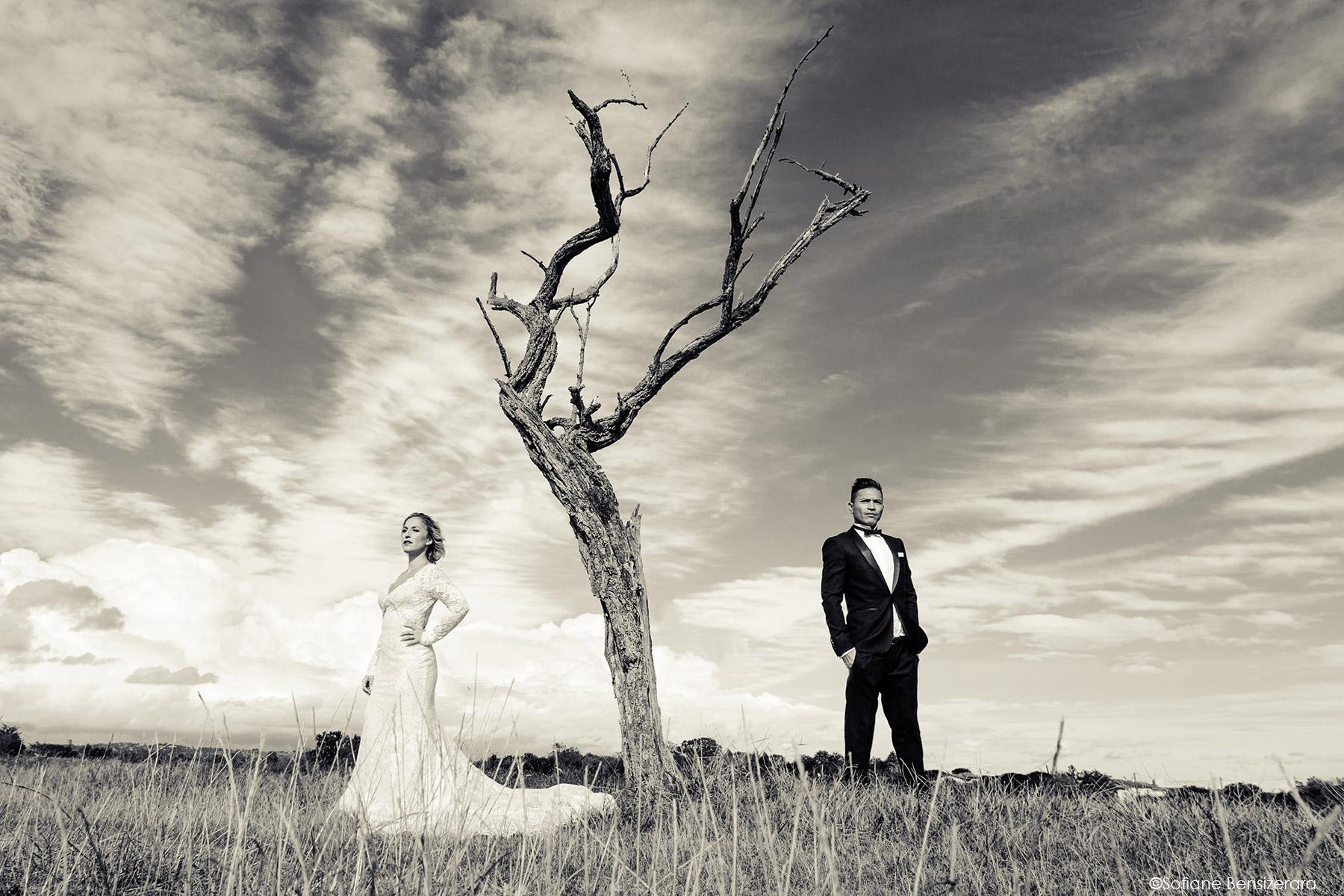 Mariage de Jennifer & Kham à Tournefeuille 21 photo couple mode mariage