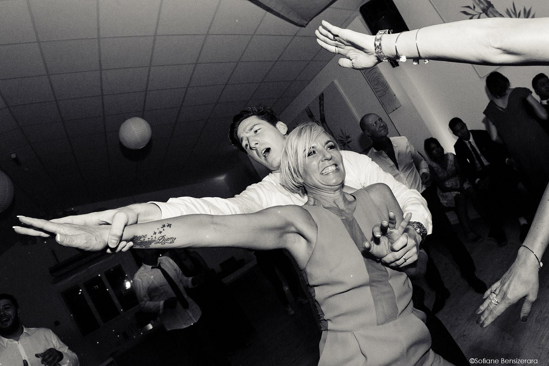 Mariage de Jennifer & Kham à Tournefeuille 28 photo fun decale mariage