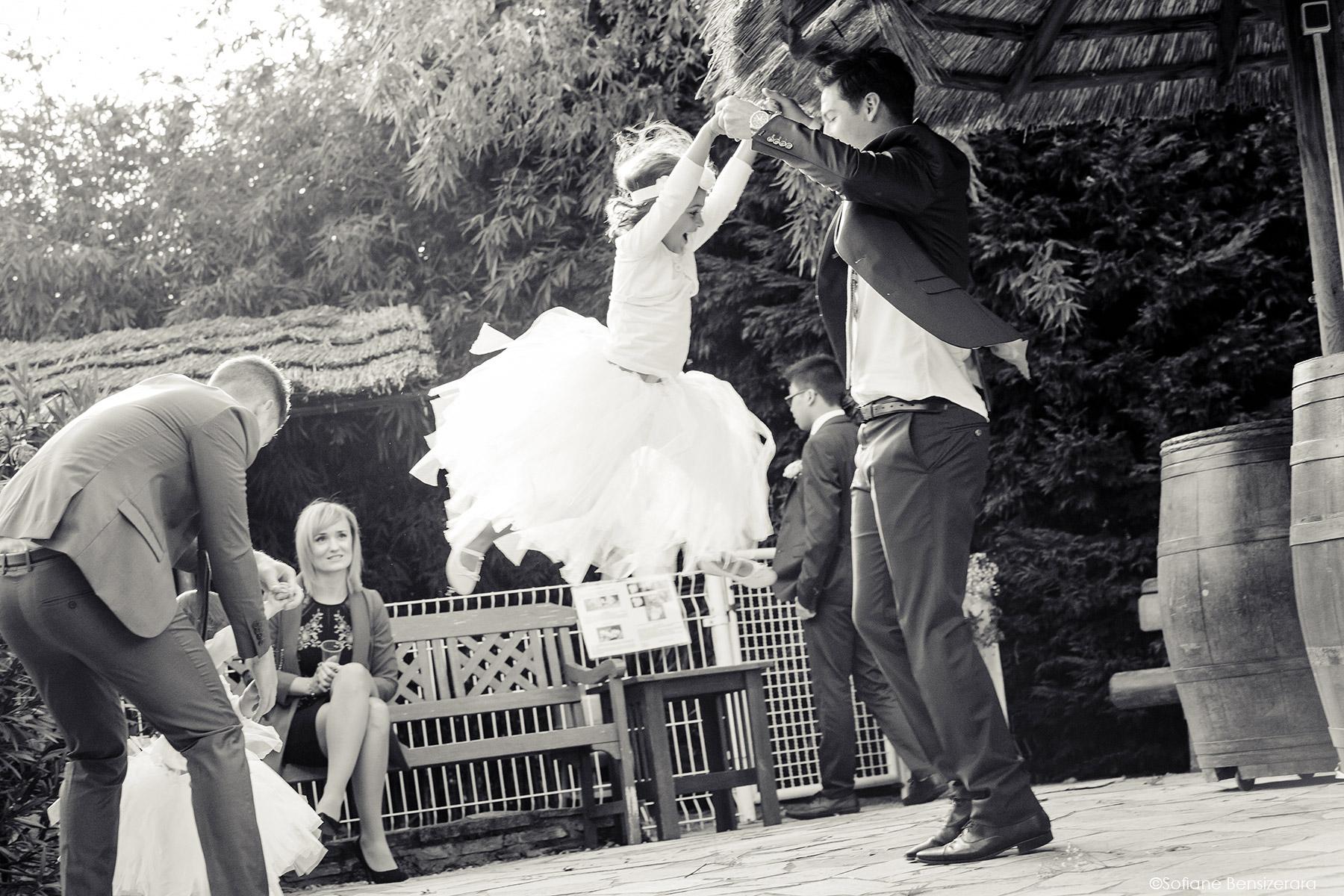 Mariage de Jennifer & Kham à Tournefeuille 23 photo instant sur le vif mariage
