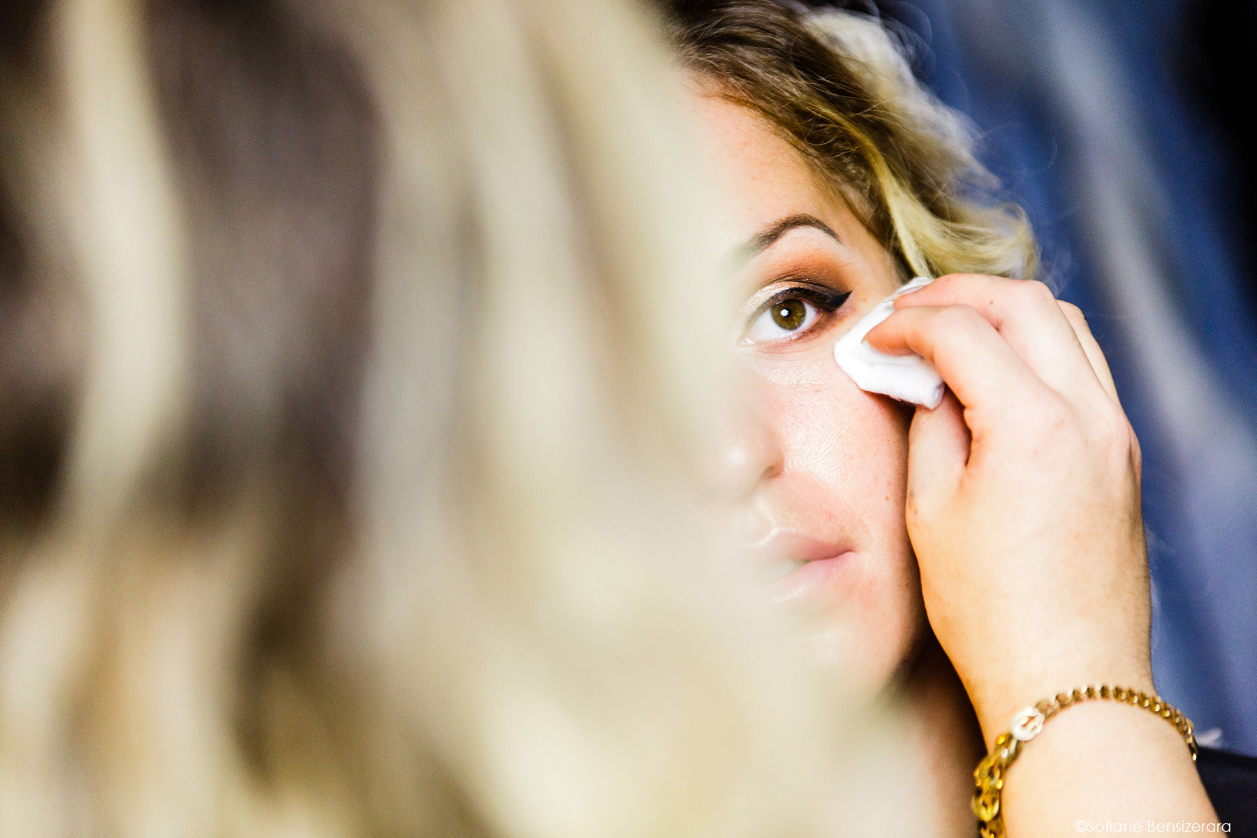 photo maquillage mariage