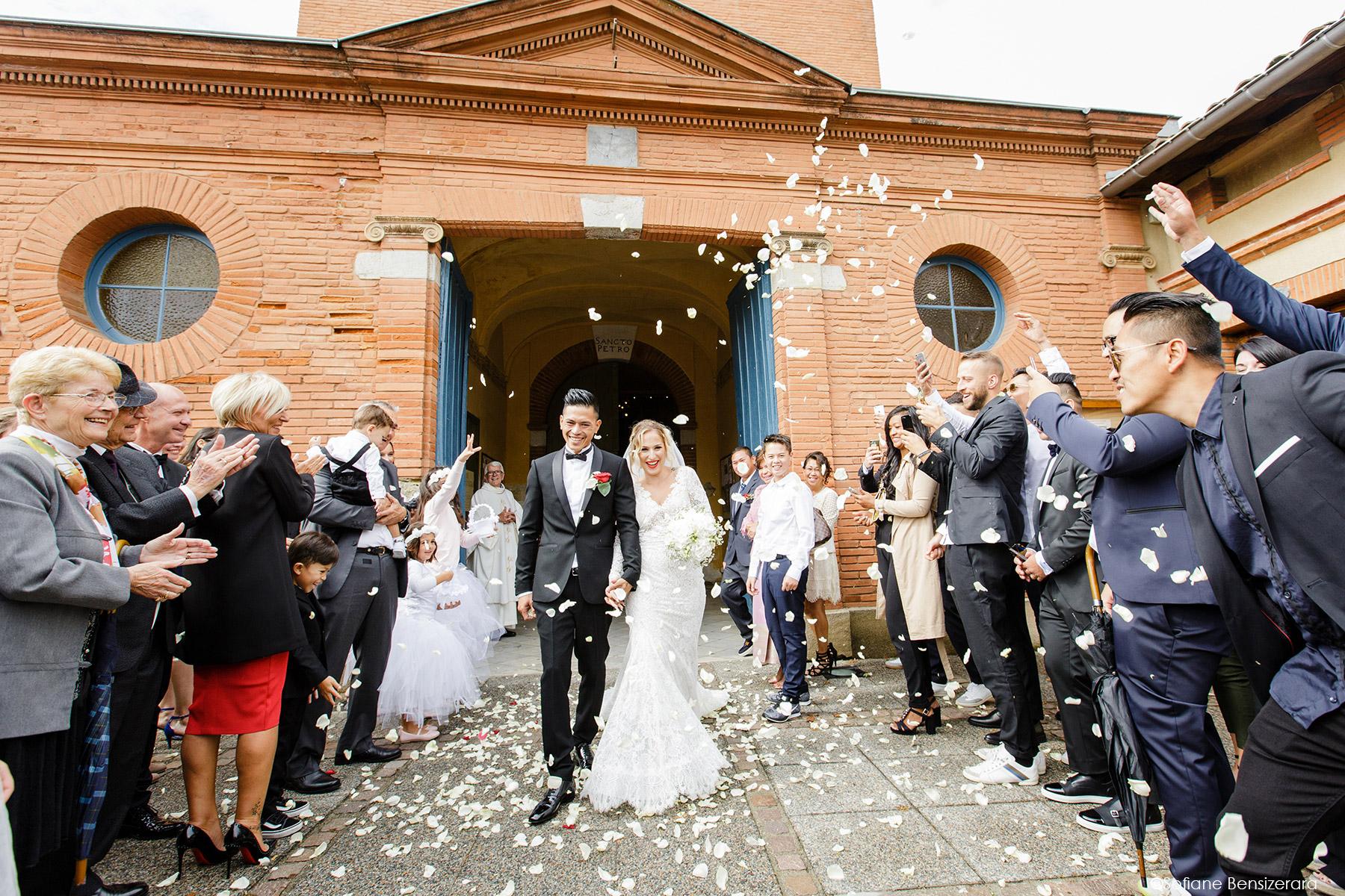 eglise mariage photo toulouse