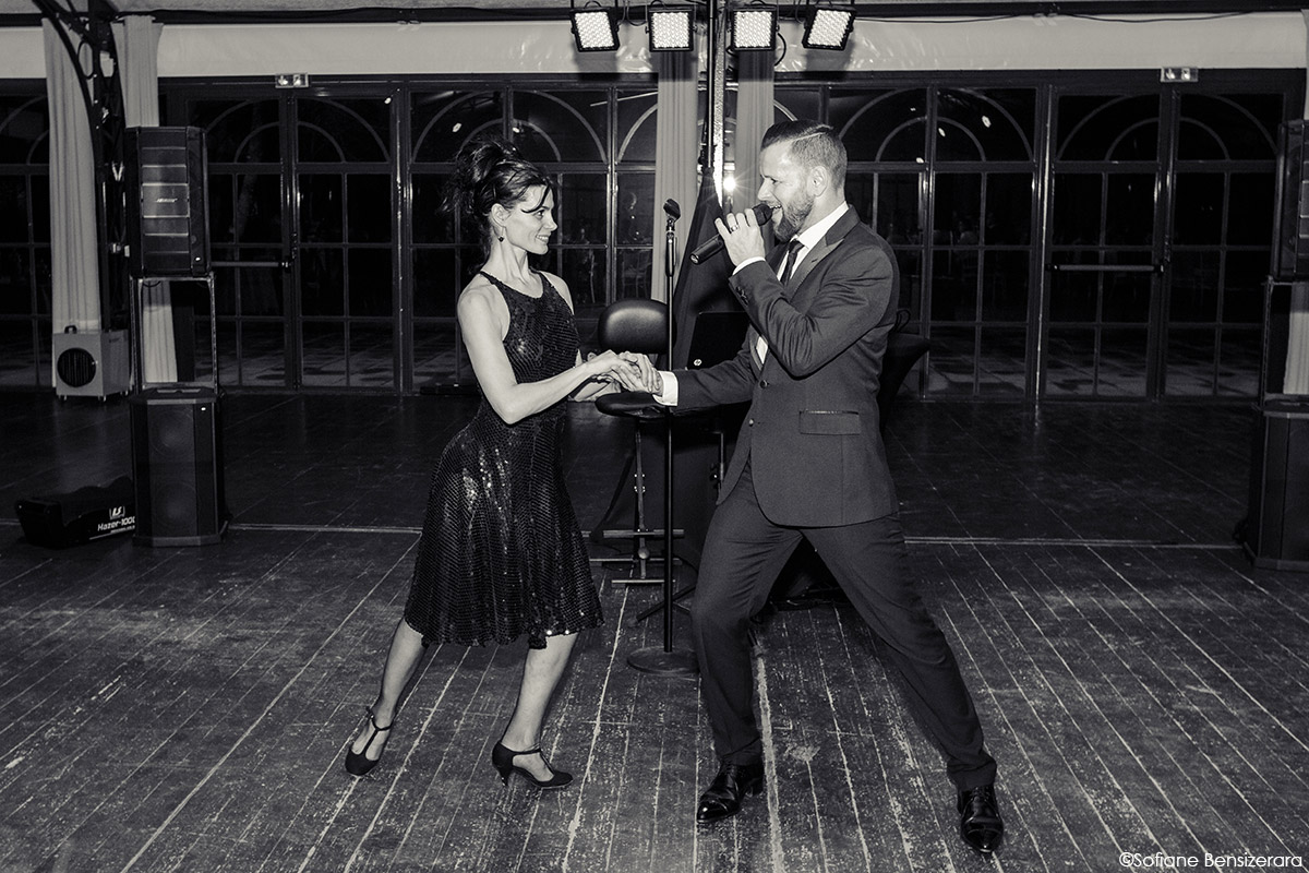 danseur chanteur groupe mariage toulouse