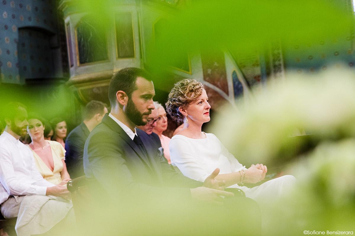 Mariage de Jane & Pierre au Château du Croisillat 38 ceremonie religieuse toulouse photo