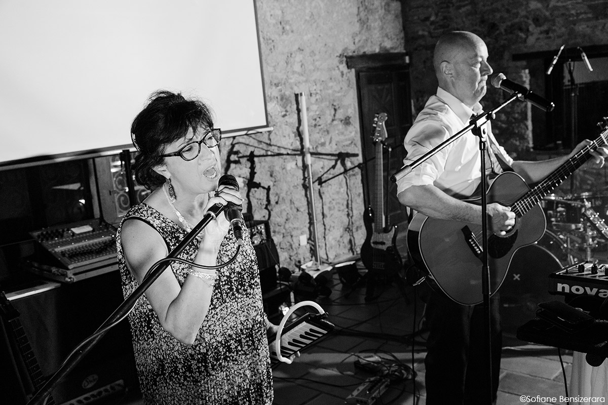 Mariage de Jane & Pierre au Château du Croisillat 78 chanson mariage toulouse