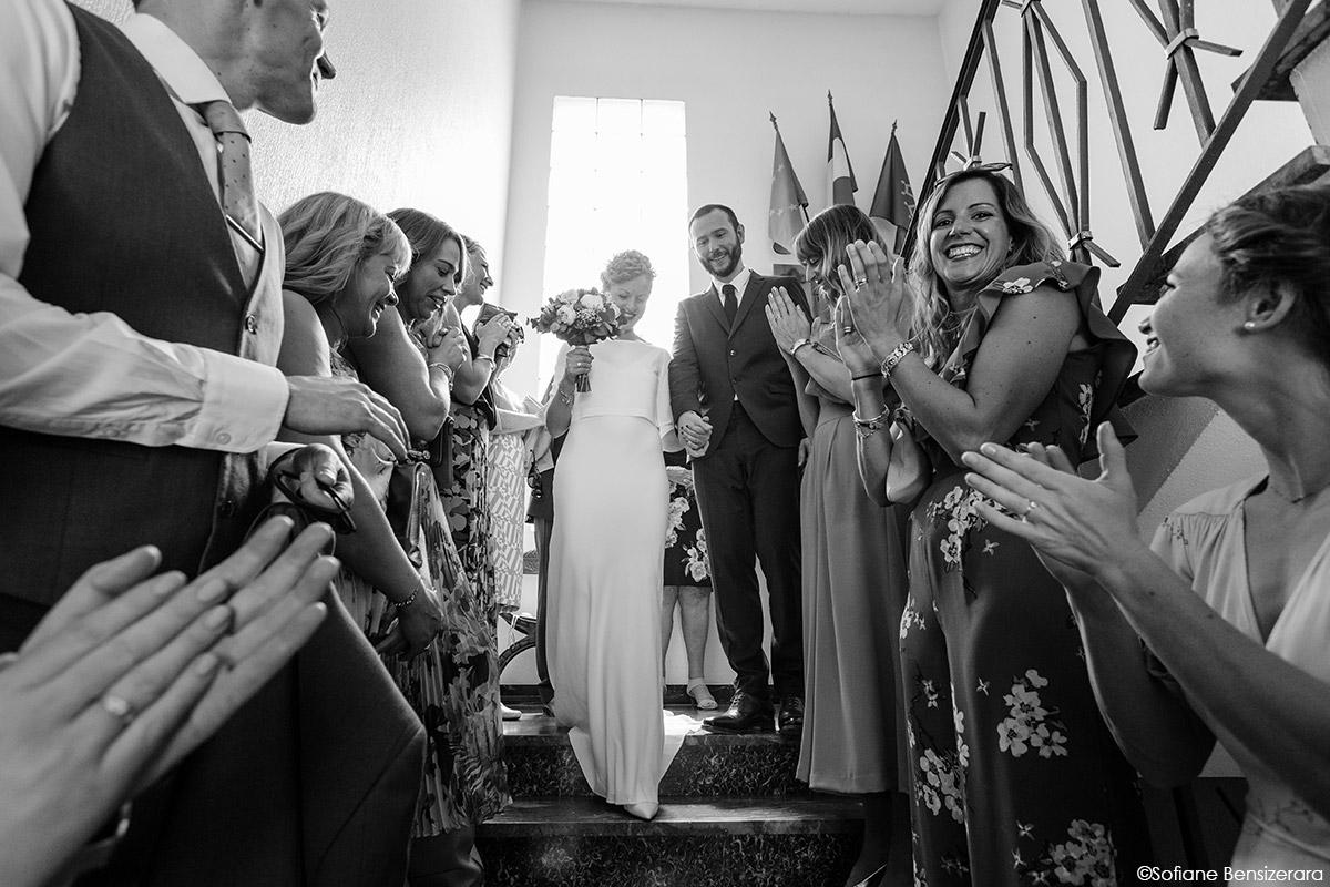 Mariage de Jane & Pierre au Château du Croisillat 30 mariage mairie caraman