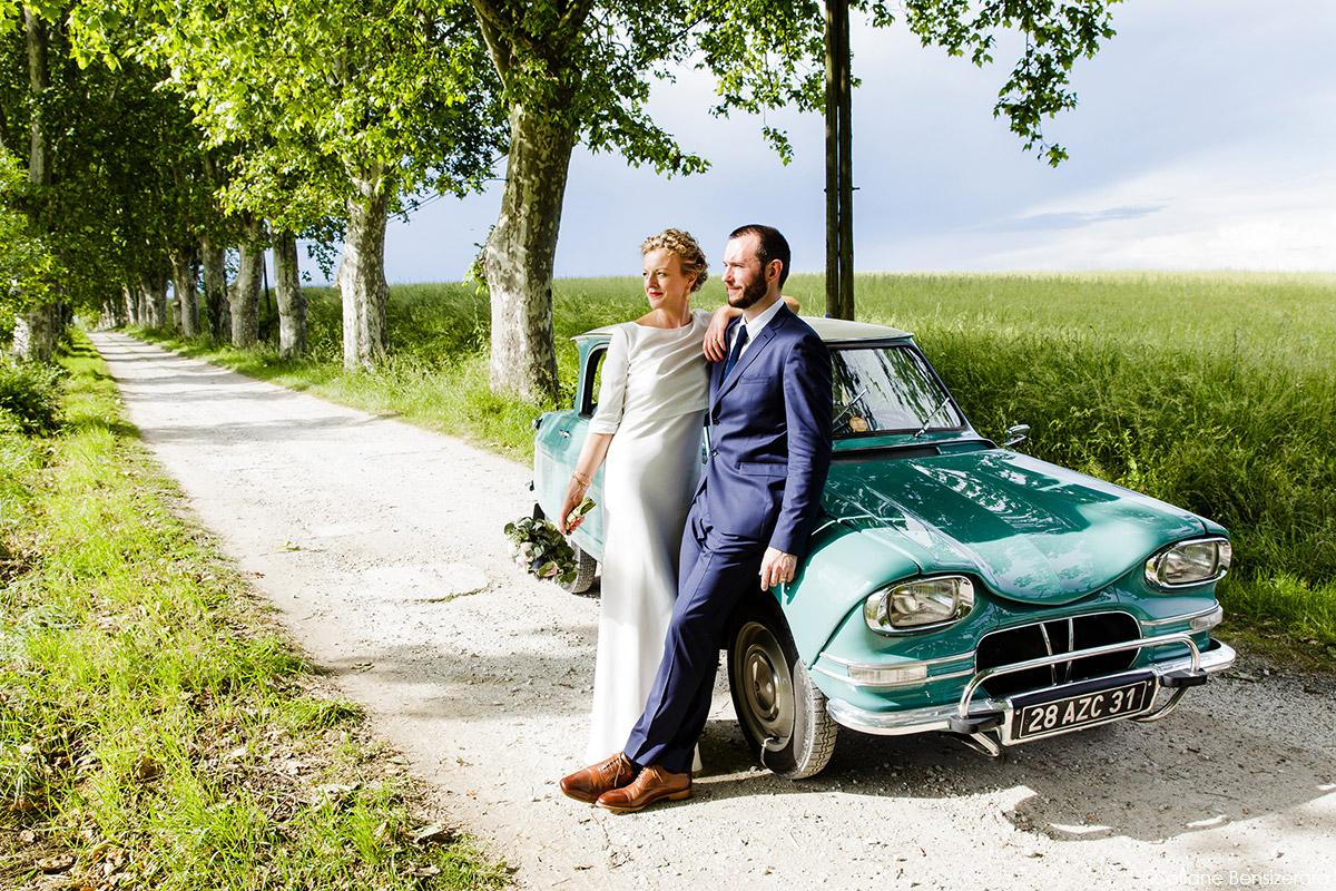 Mariage de Jane & Pierre au Château du Croisillat 62 photo coupla mariage croisillat