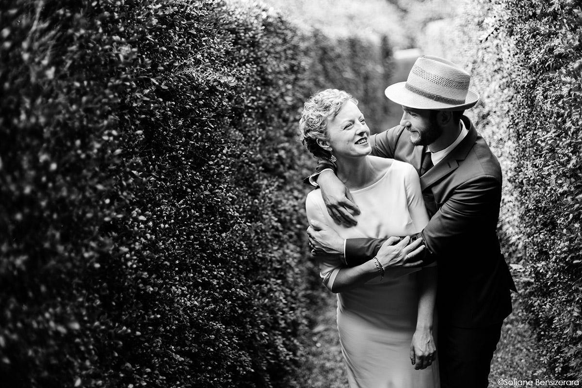 Mariage de Jane & Pierre au Château du Croisillat 60 photo couple creatif mariage croisillat