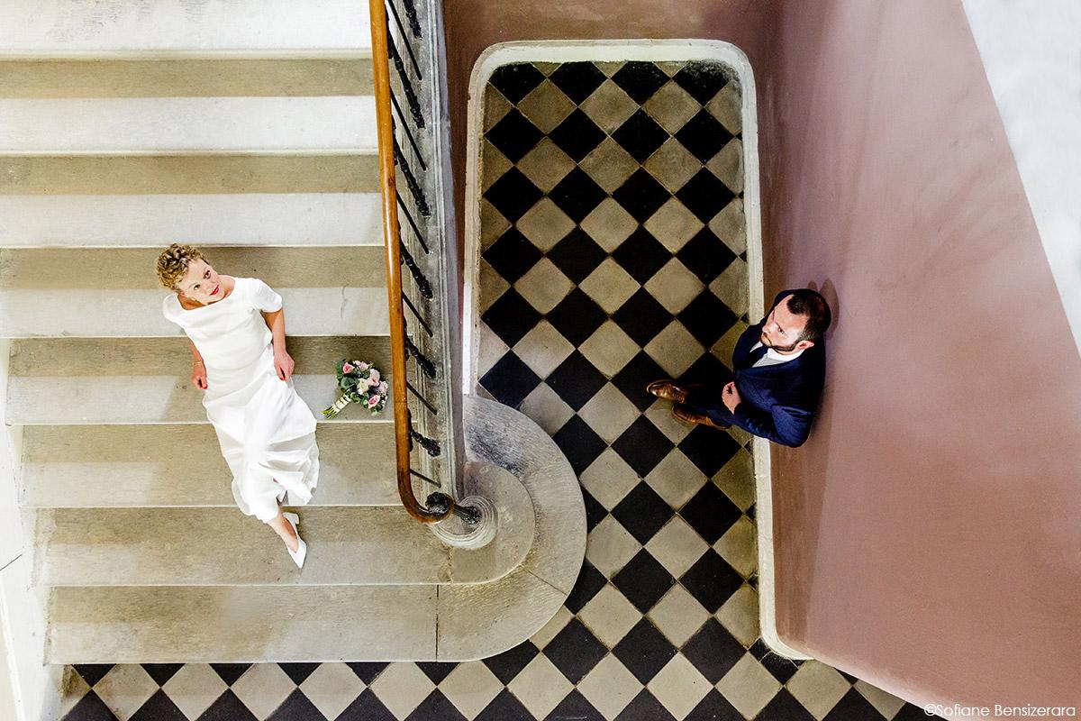 Mariage de Jane & Pierre au Château du Croisillat 59 photo creative mariage toulouse