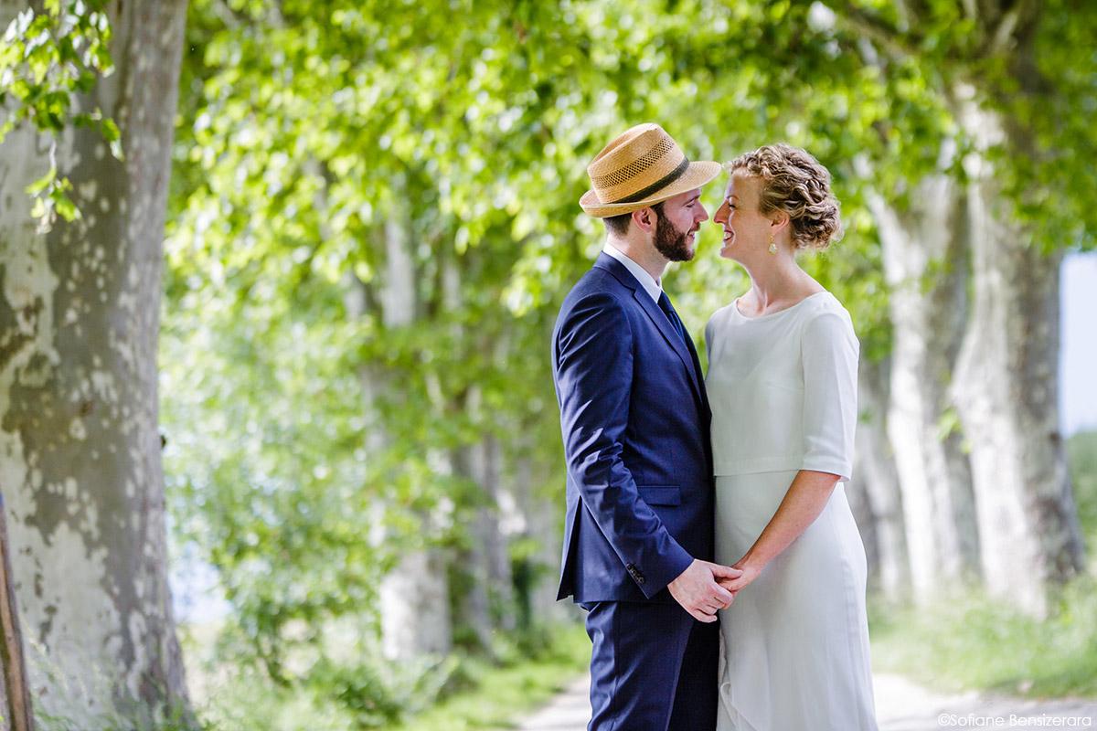 Mariage de Jane & Pierre au Château du Croisillat 56 seance couple mariage idee