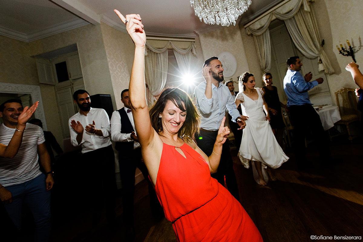 photos fun soiree mariage