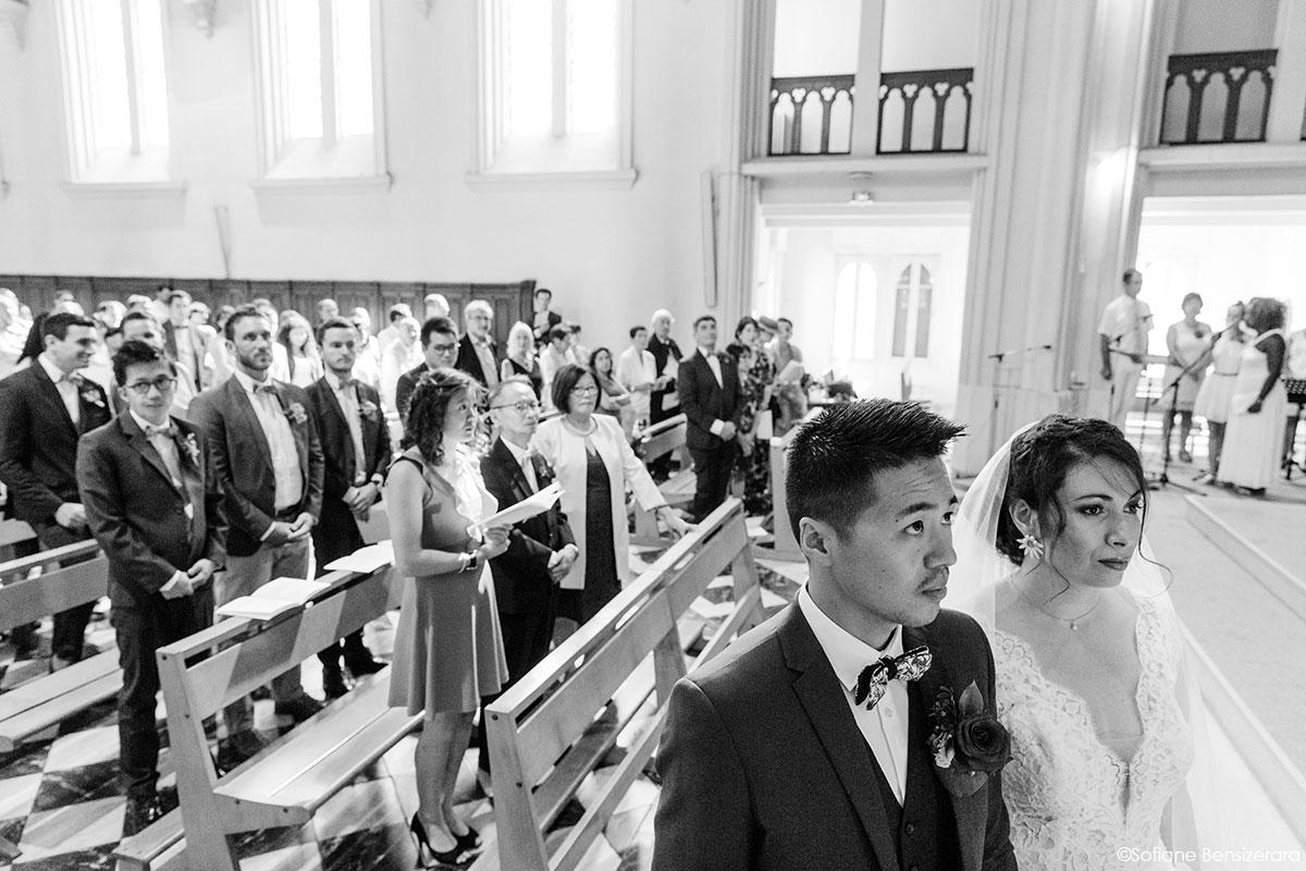 bouquet vierge mariage
