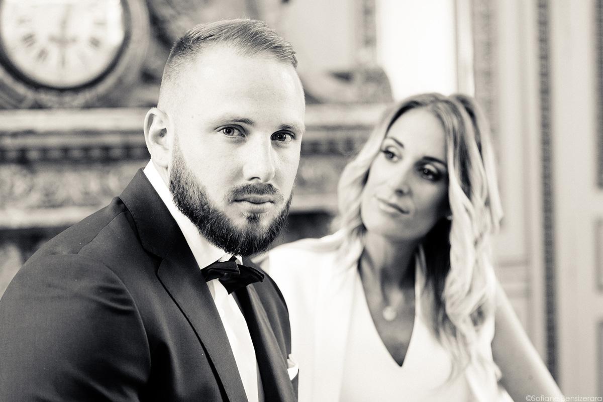 Couple 24 mariage chic haut de gamme photographe toulouse