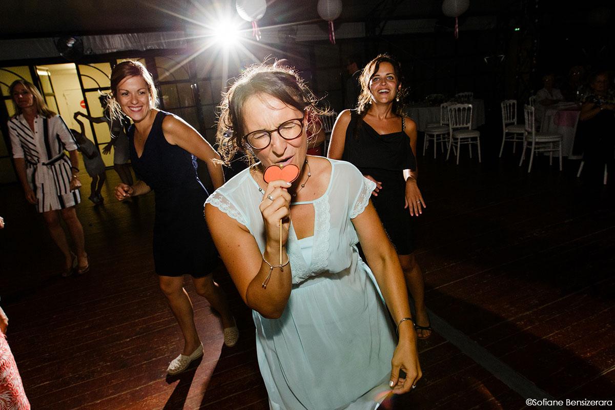 photos fun mariage soiree