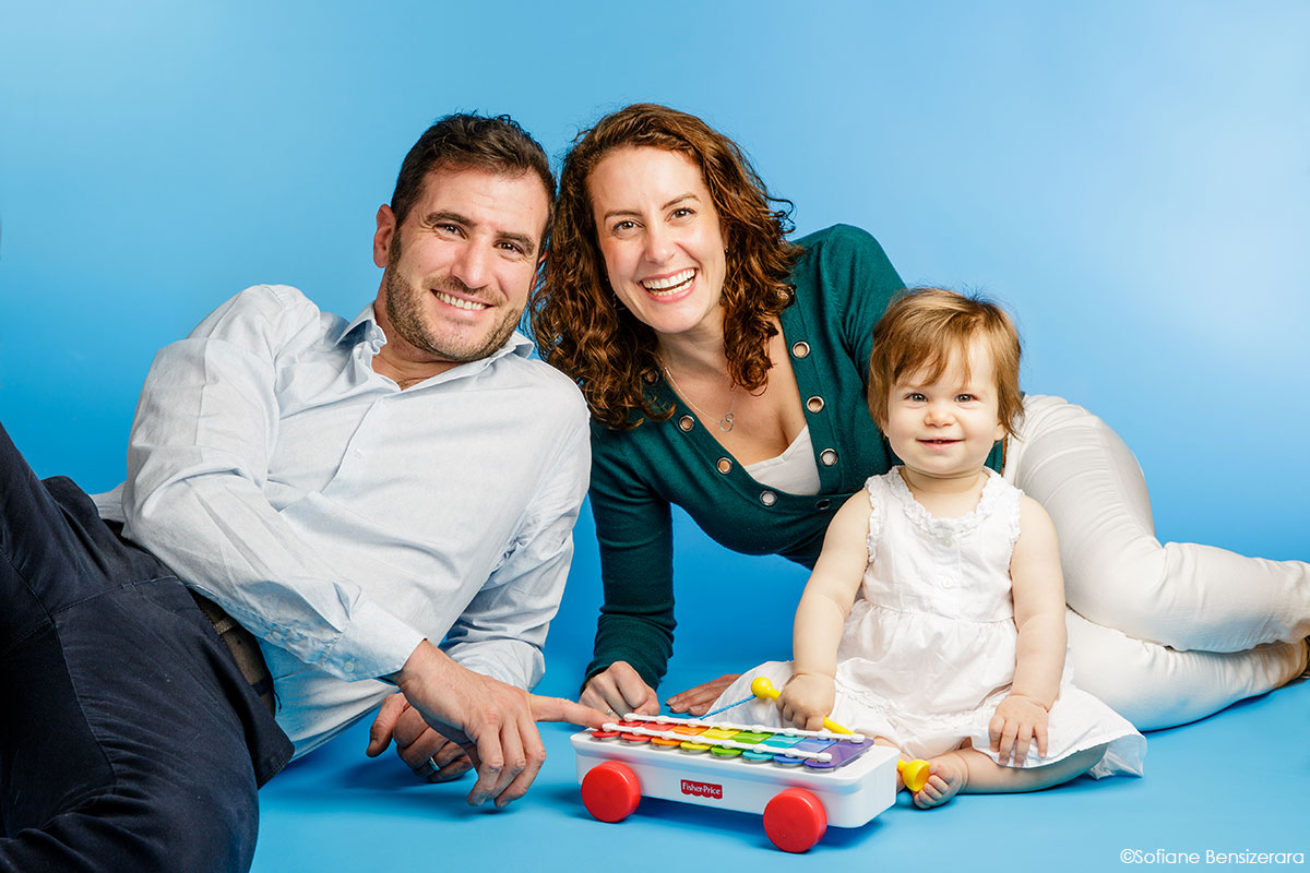 Famille 3 photo famille studio toulouse