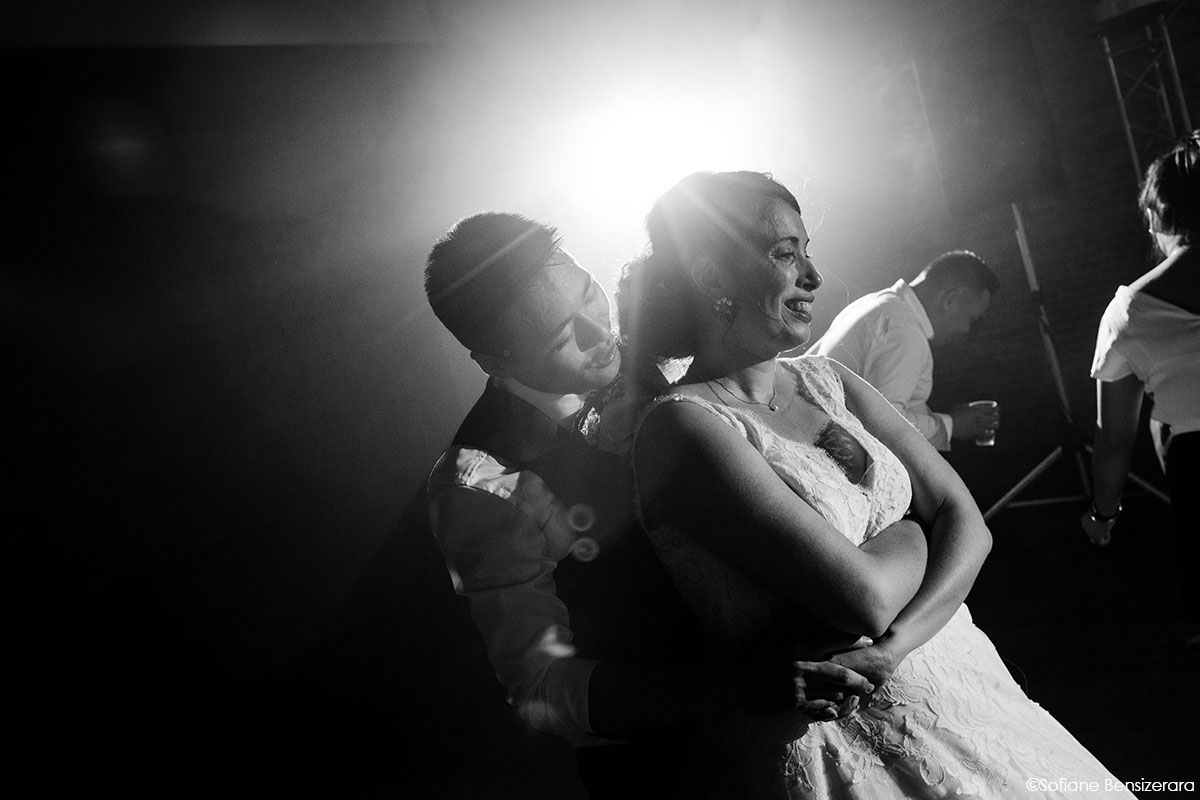 belle photos soiree mariage