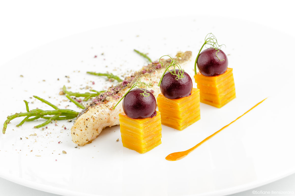 photographie culinaire plat gastro