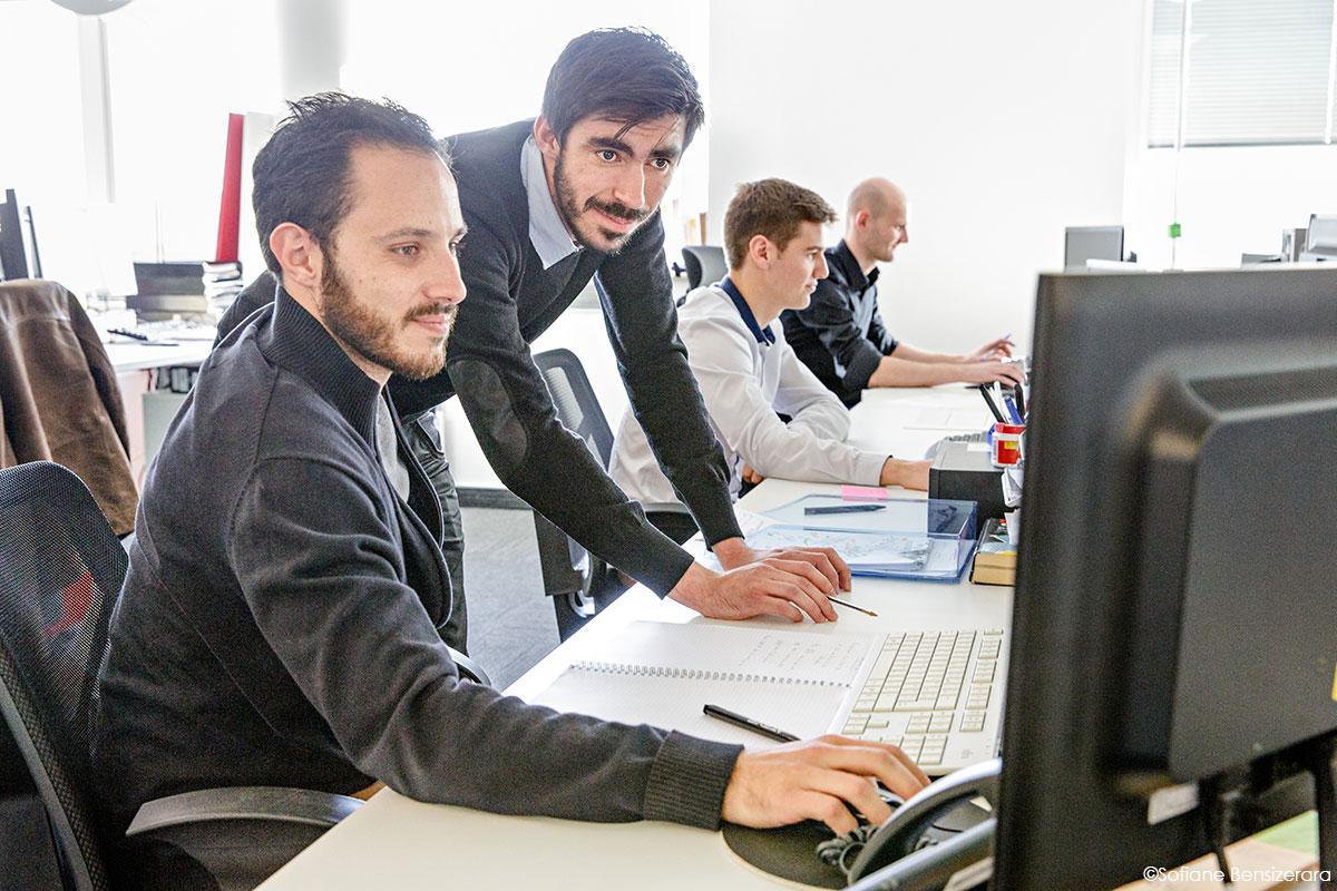 photos salariés situation toulouse