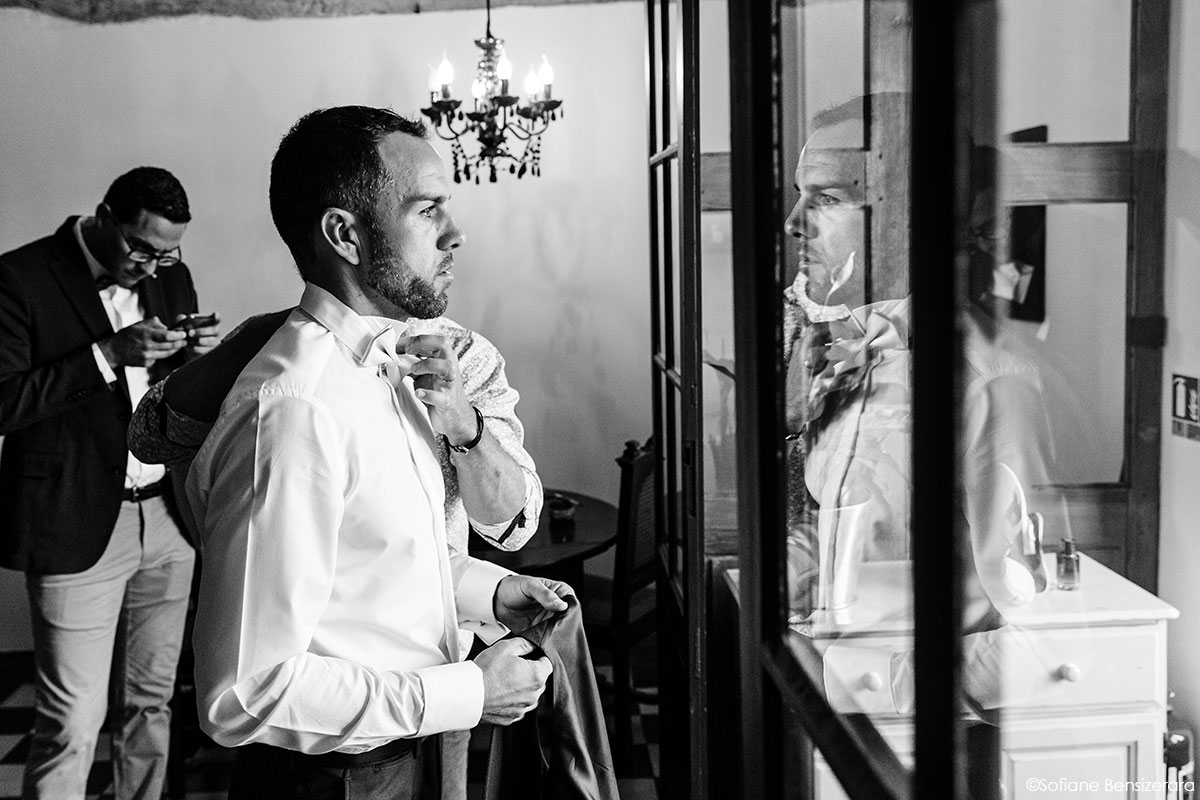 Préparation 1 photographe mariage preparatif