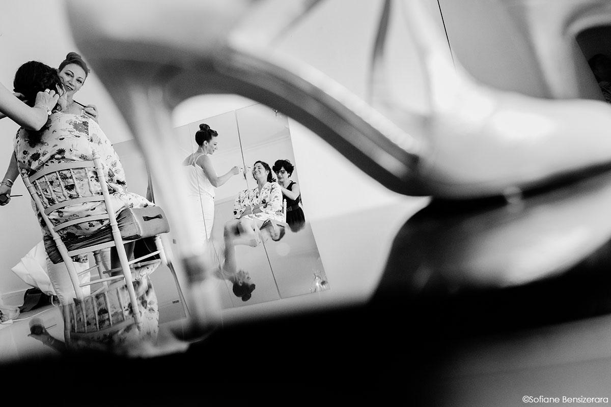 photo artistique reportage mariage