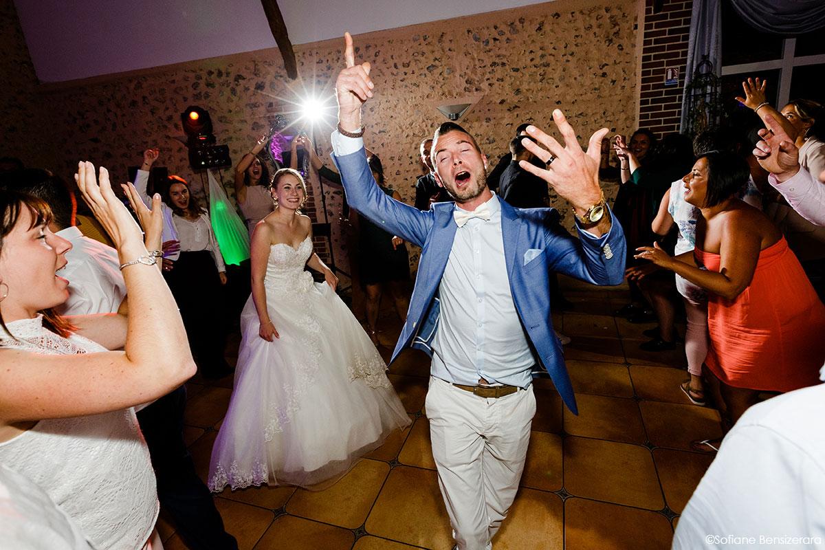soiree dansante mariage photographe