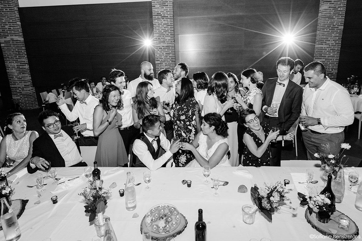 photographe artistique documentaire mariage