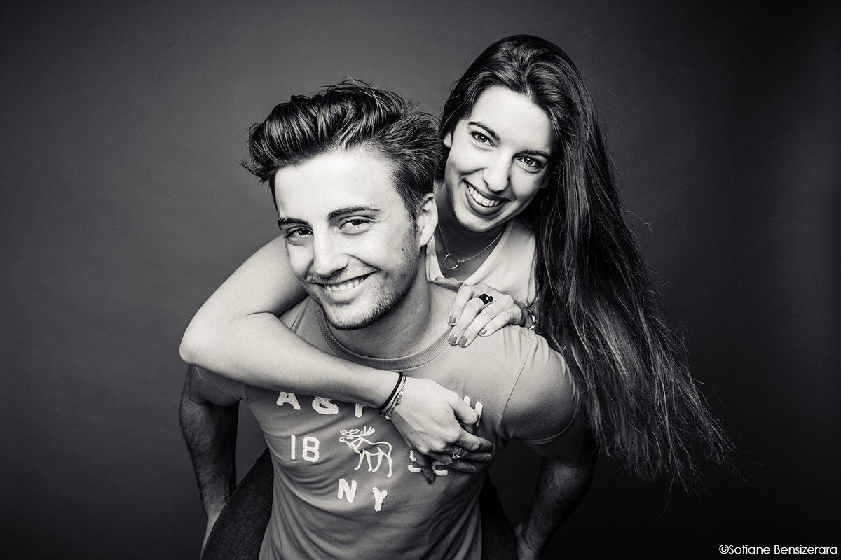photographe couple studio toulouse