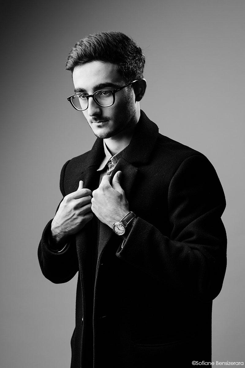 photographe portrait studio toulouse
