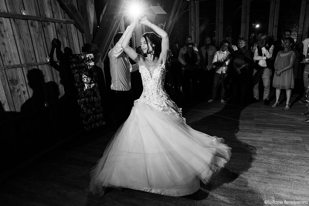 Soirée 3 premiere danse bal mariage